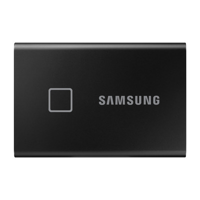 Samsung T7 Touch 2TB - Zwart