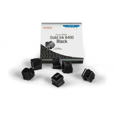 Xerox inkt stick: 108R00608 - Zwart