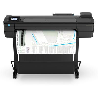 HP Designjet T730 36 Grootformaat printer - Grijs