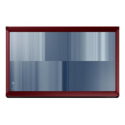 Samsung led-tv: UE24LS001BS - Rood