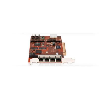 BeroNet VoIP, SIP, T.38 (V.27ter, V.29, V.17), 4 - 16 channels, 4 port GSM module, PCI Express 1.1 Gateway