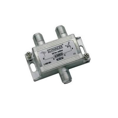 Schwaiger ASW800531 kabel splitter of combiner