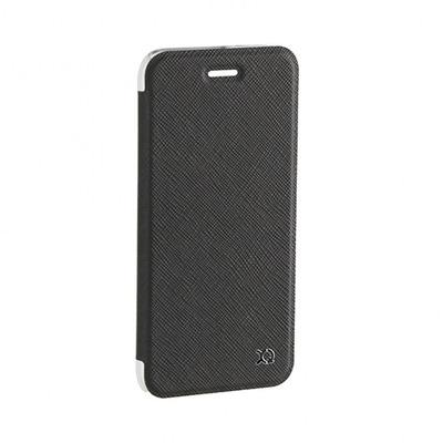Xqisit Adour Mobile phone case - Zwart, Transparant