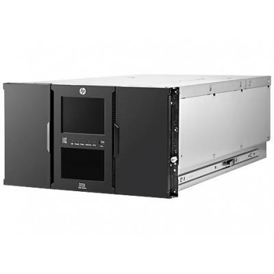 Hewlett packard enterprise tape array: HPE StoreEver MSL6480 Scalable Base Module