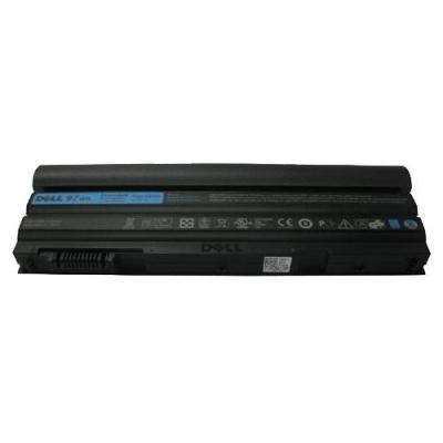 Dell batterij: 97Wh 9-Cells - Zwart