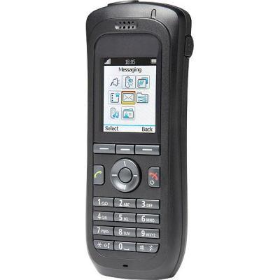 Unify telephone headset: OpenStage WL3 - Zwart
