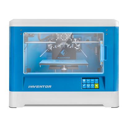 Flashforge Inventor 3D-printer - Blauw,Wit