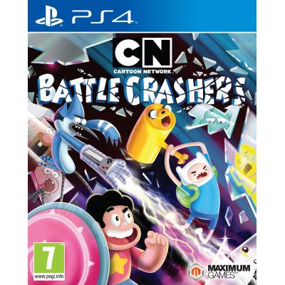505 games game: Cartoon Network: Battle Crashers  PS4