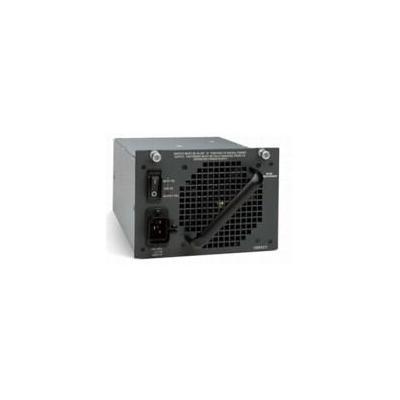 Cisco power supply unit: Catalyst 4500 1300 WAC Power Supply (PoE) - Zwart