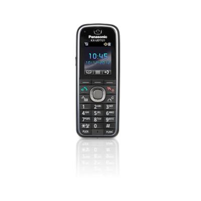 Panasonic KX-UDT121 Dect telefoon - Zwart
