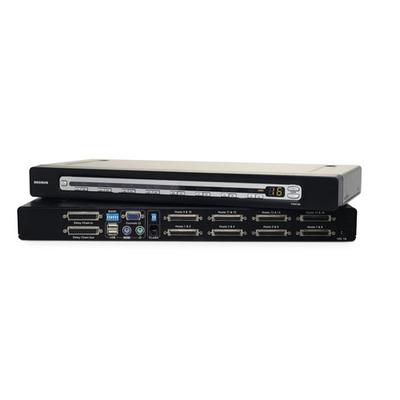 Linksys F1DA116Zea KVM switch - Zwart