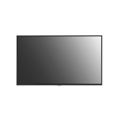 "LG 43"", IPS, 3840 x 2160, 4K Ultra HD, 16:9, 8ms, 178°/178° Public display - Zwart"