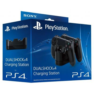 Sony oplader: PS4 Charging - Zwart