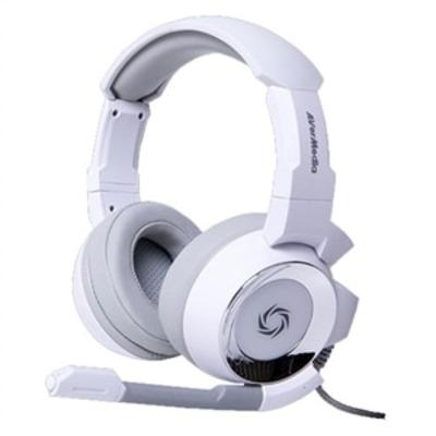 AVerMedia SonicWave Headset - Wit