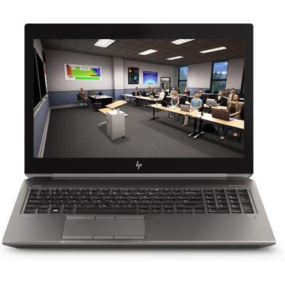 "HP ZBook 15 G6 15,6"" i7 16GB RAM 512GB SSD 4G LTE Laptop - Zilver"