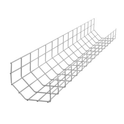 R-Go Tools R-Go Steel Basic, Zilver Kabelgoot - Grijs