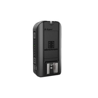 Elinchrom camera flits accessoire: EL-Skyport Transmitter Plus - Zwart