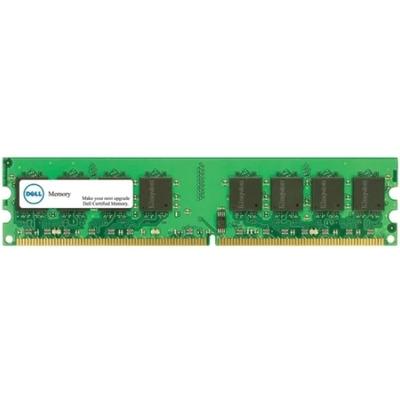 DELL 16 GB, DDR4, 2933 MHz, Non-ECC, Dual rank, unbuffered, 1.2 V RAM-geheugen