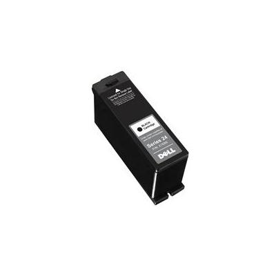 Dell inktcartridge: V715w Black Ink Cartridge - Zwart
