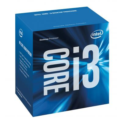 Intel Intel® Core™ i3-7100 Processor (3M Cache, 3.90 GHz)