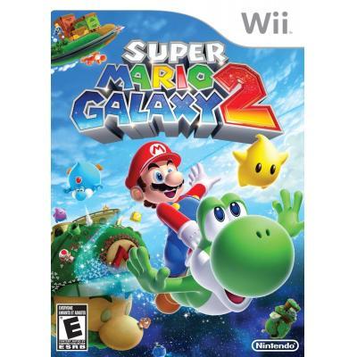 Nintendo game: Super Mario Galaxy 2, Wii