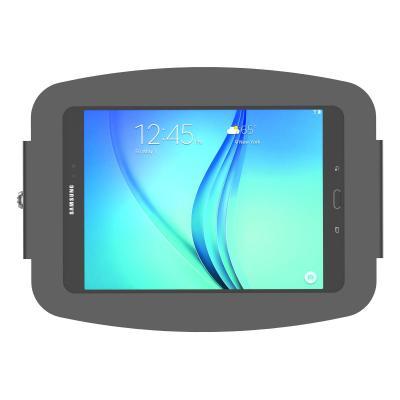 Compulocks : Space Galaxy Tab A Enclosure Wall Mount, Galaxy Tab A 9.7, Black - Zwart