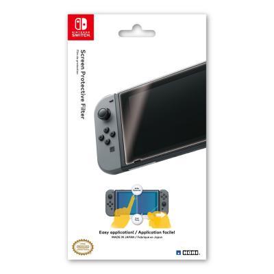 Hori apparatuurtas: Hori, Screen Protective Filter (Clear)  Nintendo Switch