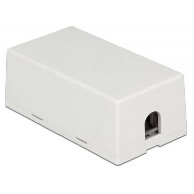Delock : Junction Box for network cable Cat.6A LSA UTP