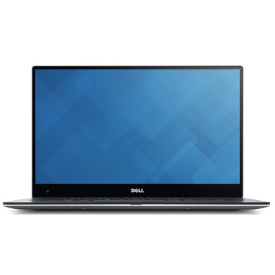DELL laptop: XPS 9360 - Zilver