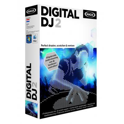 Magix audio software: Digital DJ 2