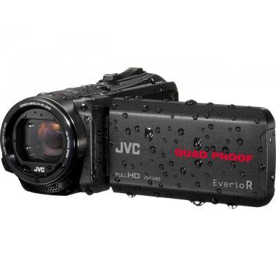 Jvc digitale videocamera: GZ-R430BEU - Zwart