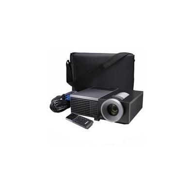 Dell projectorkoffer: Draagtas van zacht materiaal voor de 4210X / 4310WX -projector - Zwart
