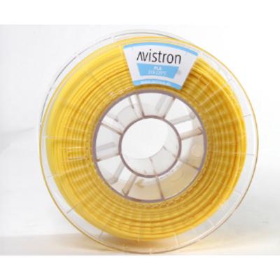 Avistron AV-PLA285-YE 3D printing material - Geel