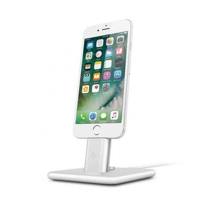 Twelvesouth mobile device dock station: HiRise 2 - Zilver