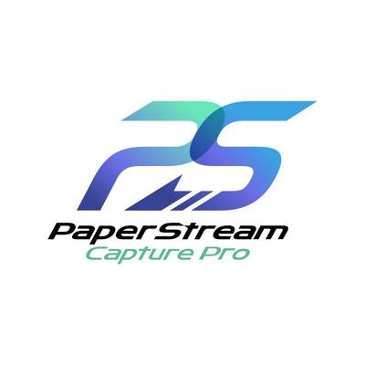 Fujitsu PaperStream Capture Pro 12m Software licentie