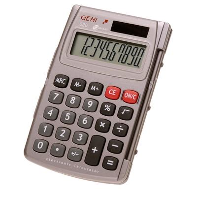 Genie 520 Calculator