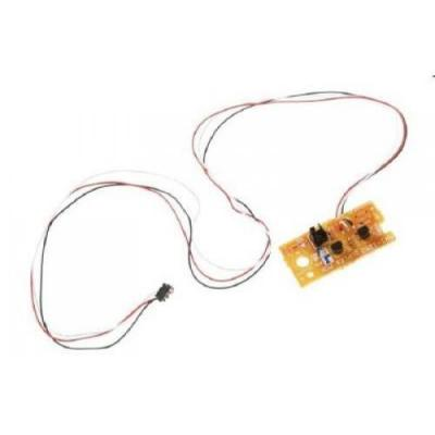 Hp printing equipment spare part: Duplexer control board - Small PC board that mounts just above and to the left of the .....