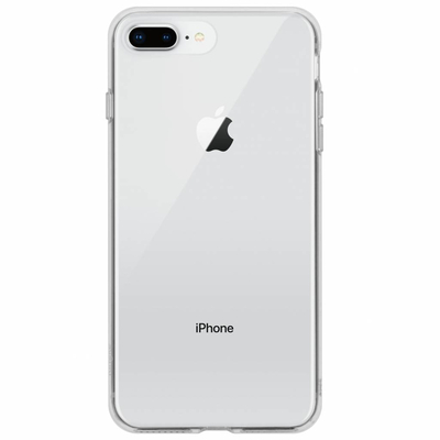 Ringke Fusion Backcover iPhone 8 Plus / 7 Plus - Transparant / Transparent Mobile phone case