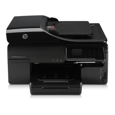 HP multifunctional: OfficeJet A910a - Zwart