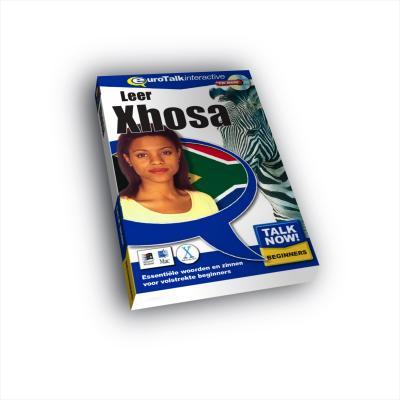 Eurotalk educatieve software: Talk Now, Leer Xhosa
