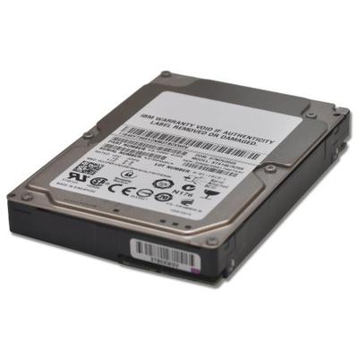 "IBM 900GB 2.5"" 10K SAS 6Gb/s HS SED Interne harde schijf"