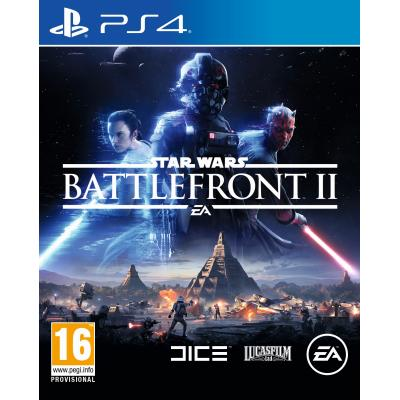 Electronic arts game: Star Wars: Battlefront 2  PS4