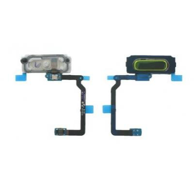 Samsung SM-G900F Galaxy S5, Home Button Flex-Cable Complete, gold) mobile phone spare part