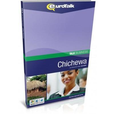 Eurotalk educatieve software: Talk Business, Leer Chichewa (Nyanja) (Gemiddeld, Gevorderd)
