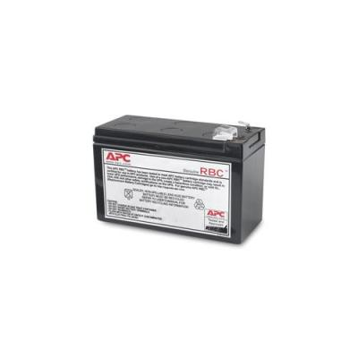 Apc UPS batterij: APCRBC110 - Zwart