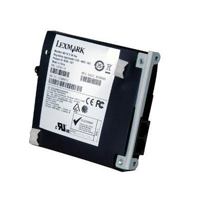 Lexmark printer server: MarkNet N8110 V.34 fax-kaart