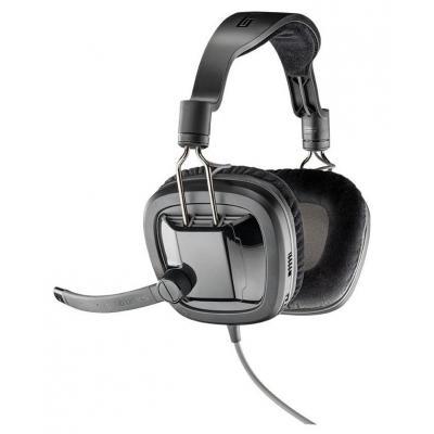 Plantronics headset: GameCom 388 - Zwart