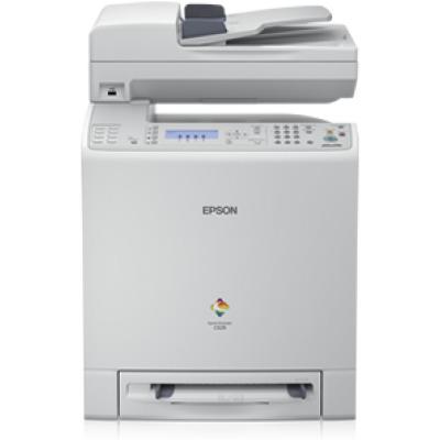 Epson AcuLaser CX29DNF Multifunctional - Zwart, Cyaan, Magenta, Geel