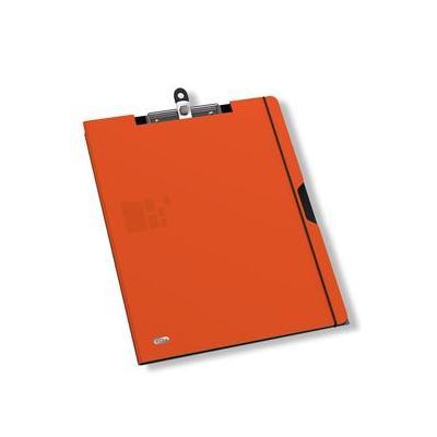 Elba klembord: A4, Kunststof, Oranje