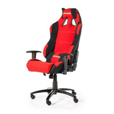 Akracing stoel: Prime Gaming Chair Black Red